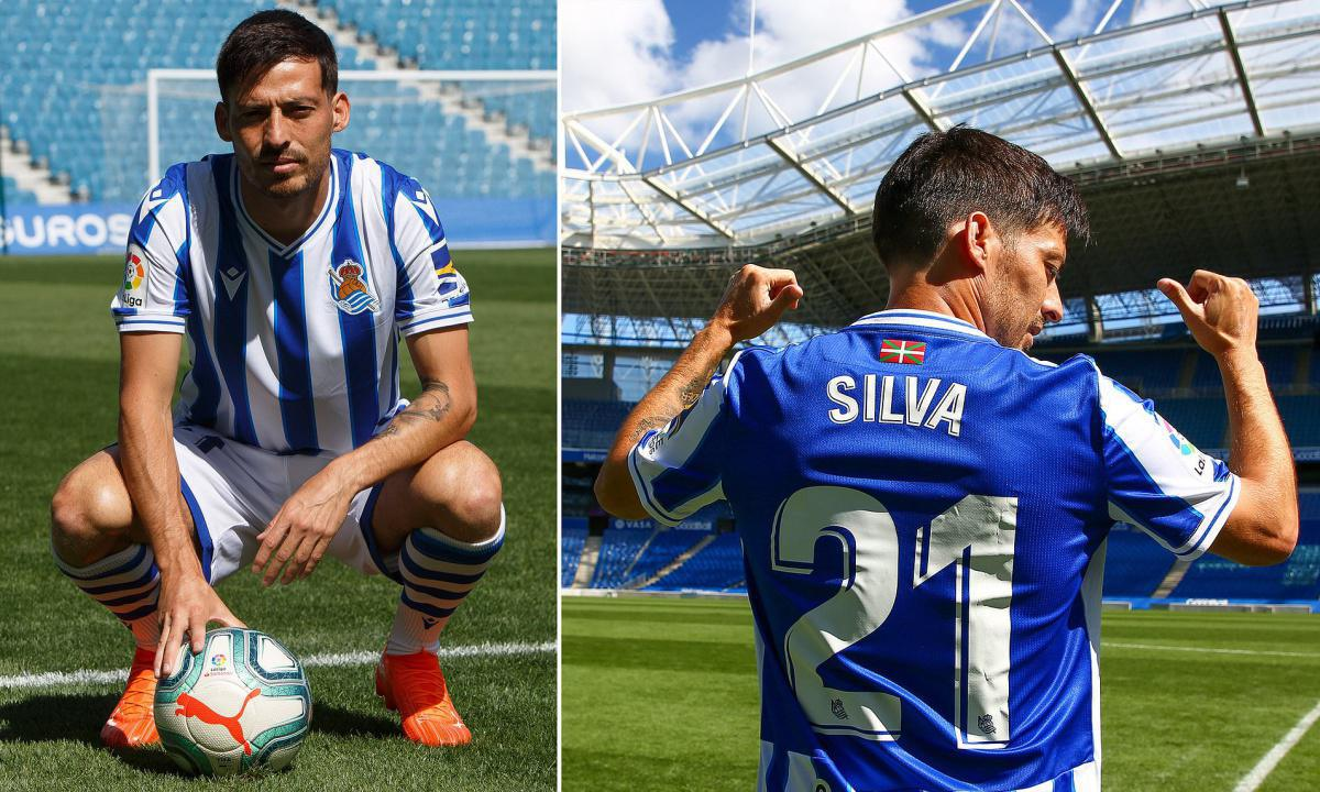 David Silva testé positif au Covid-19 !