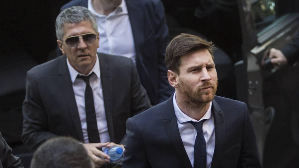 Réunion décisive entre le père de Messi et Bartomeu aujourd'hui !