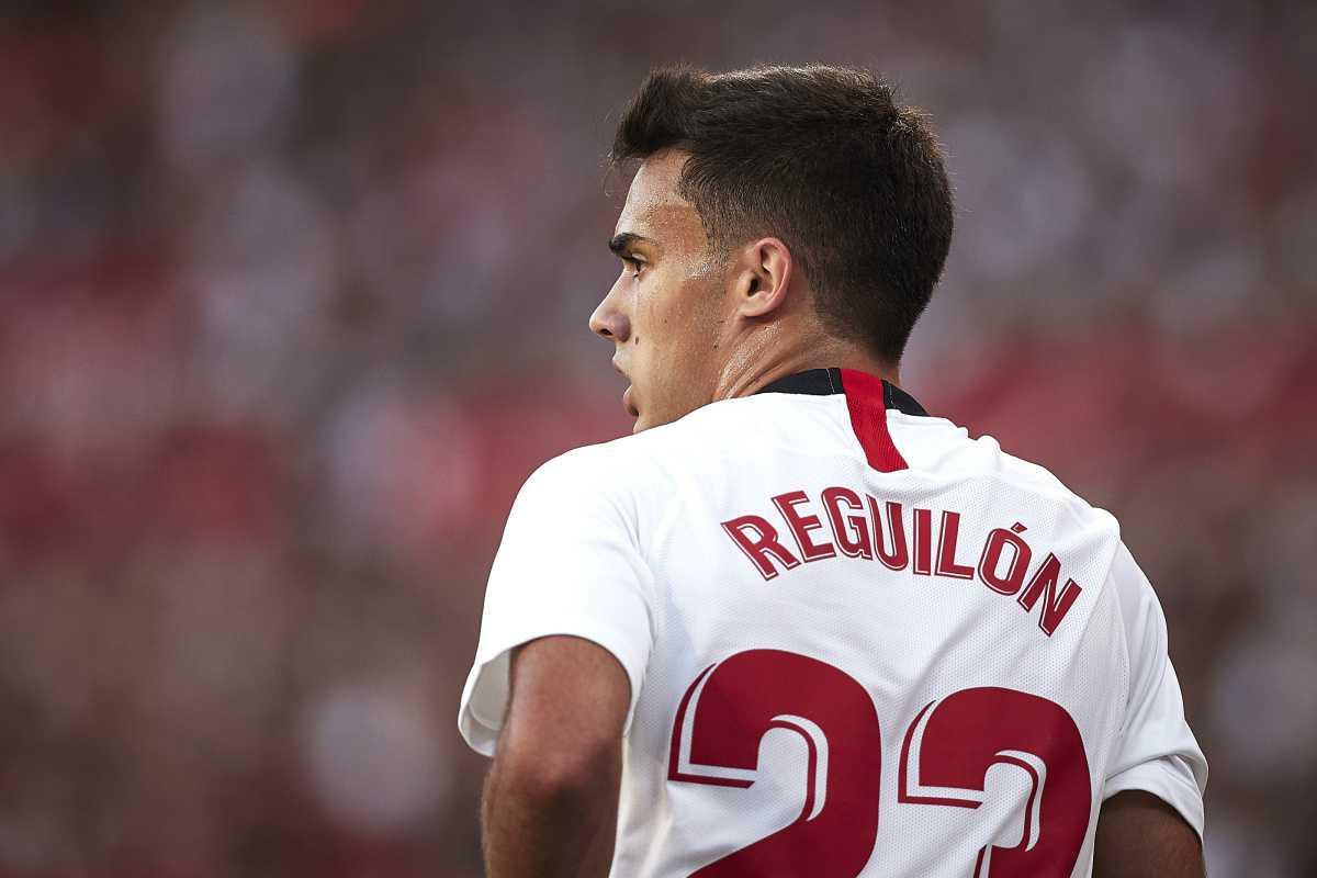 Manchester United passe à l'attaque pour Reguilon !