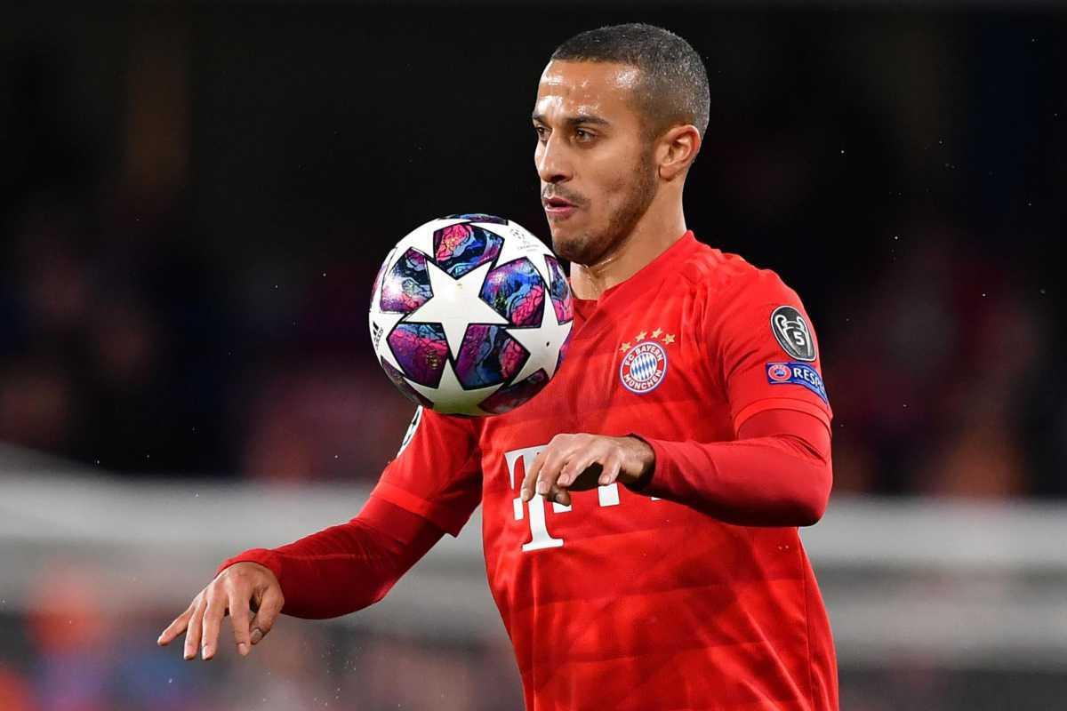 Accord entre Liverpool et le Bayern pour Alcantara !