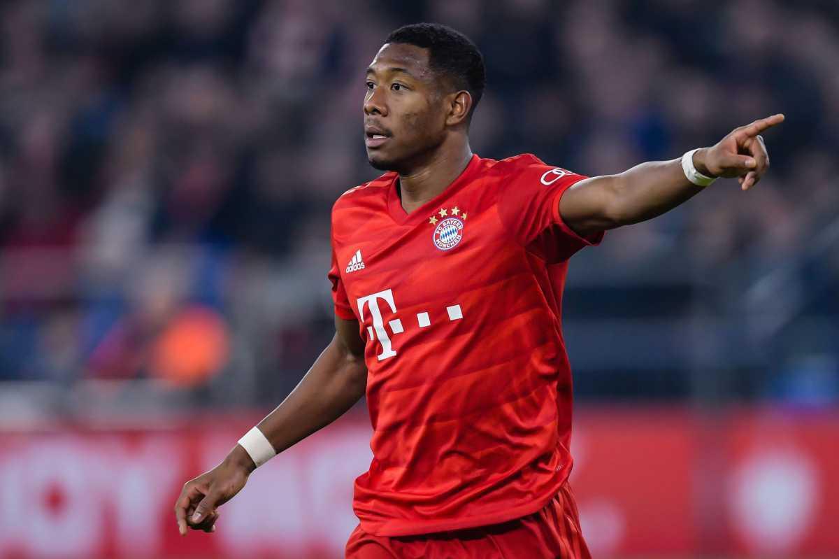 Alaba quittera le Bayern Munich en fin de saison !