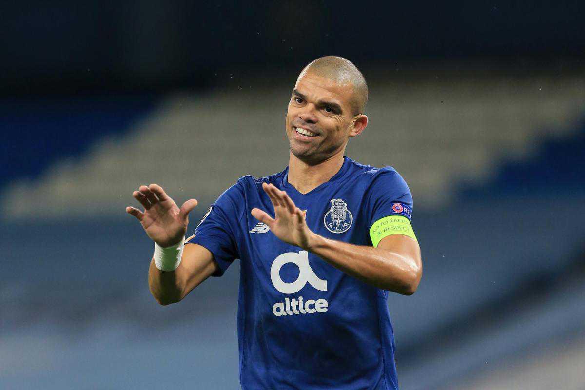 Pepe prolonge à Porto jusqu'en 2023 !