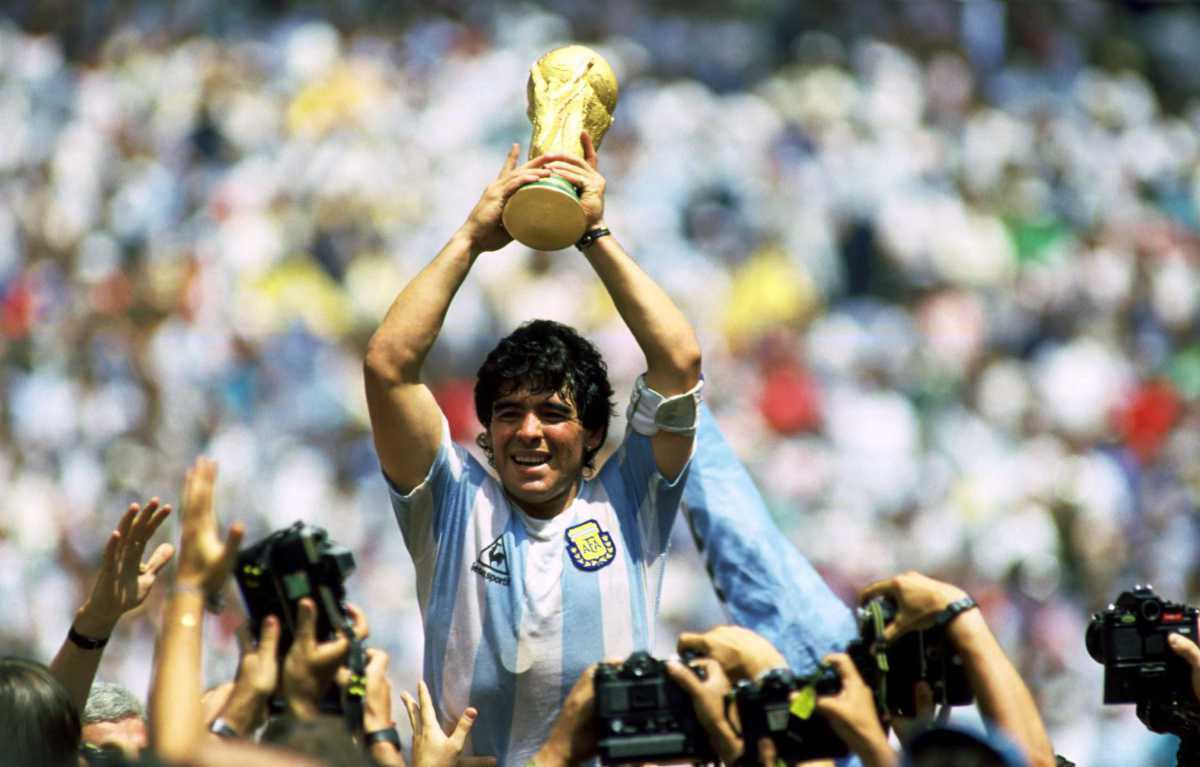 Les 10 plus belles déclarations à propos de Maradona !