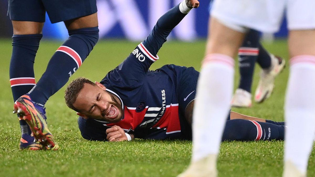 La durée d'absence de Neymar révélée !