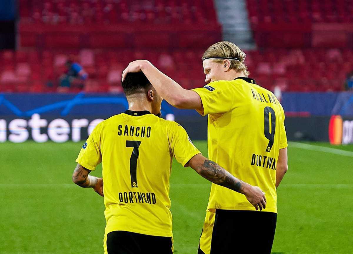 Le Borussia Dortmund vendra Sancho cet été à une seule condition !
