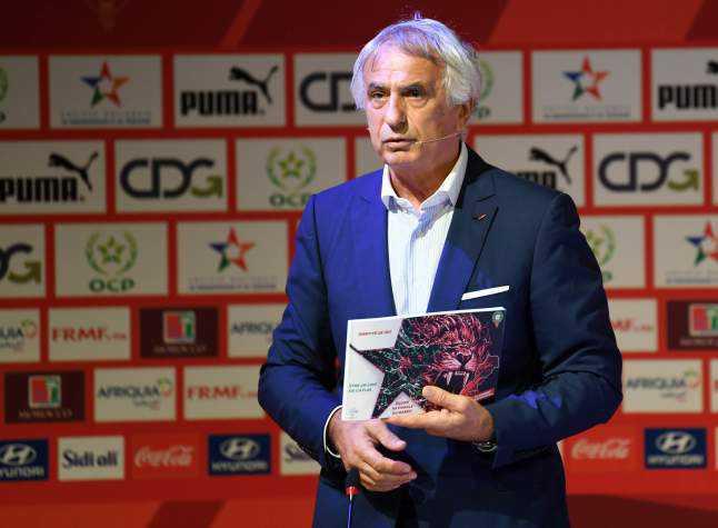 La liste de Vahid Halilhodžić vue par la rédaction Kwayri