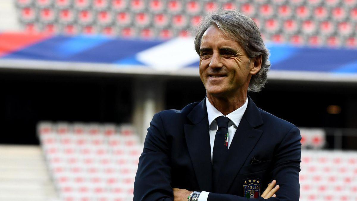 Squadra Azzura : Roberto Mancini vers un record historique !