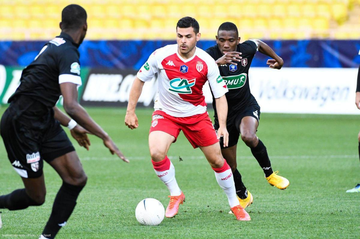 Coupe de France: Monaco prend le quart