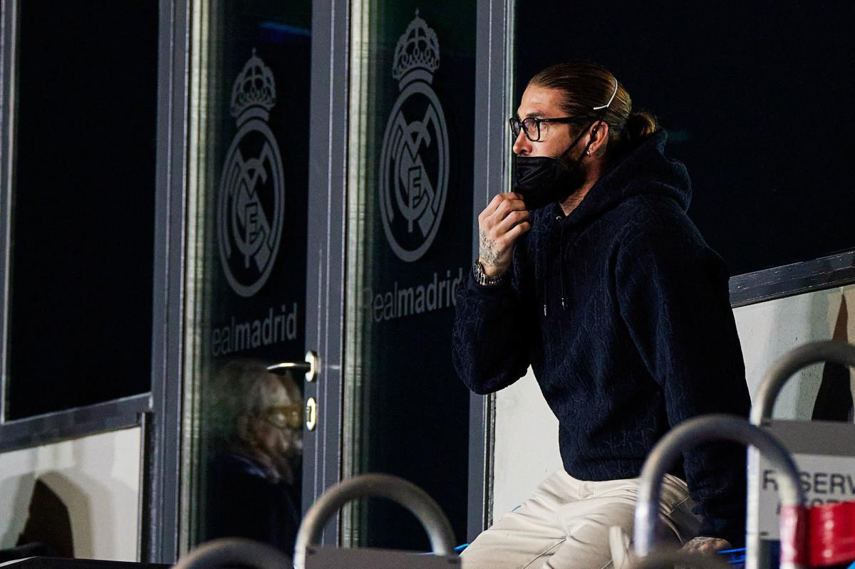 Sergio Ramos positif au Covid-19