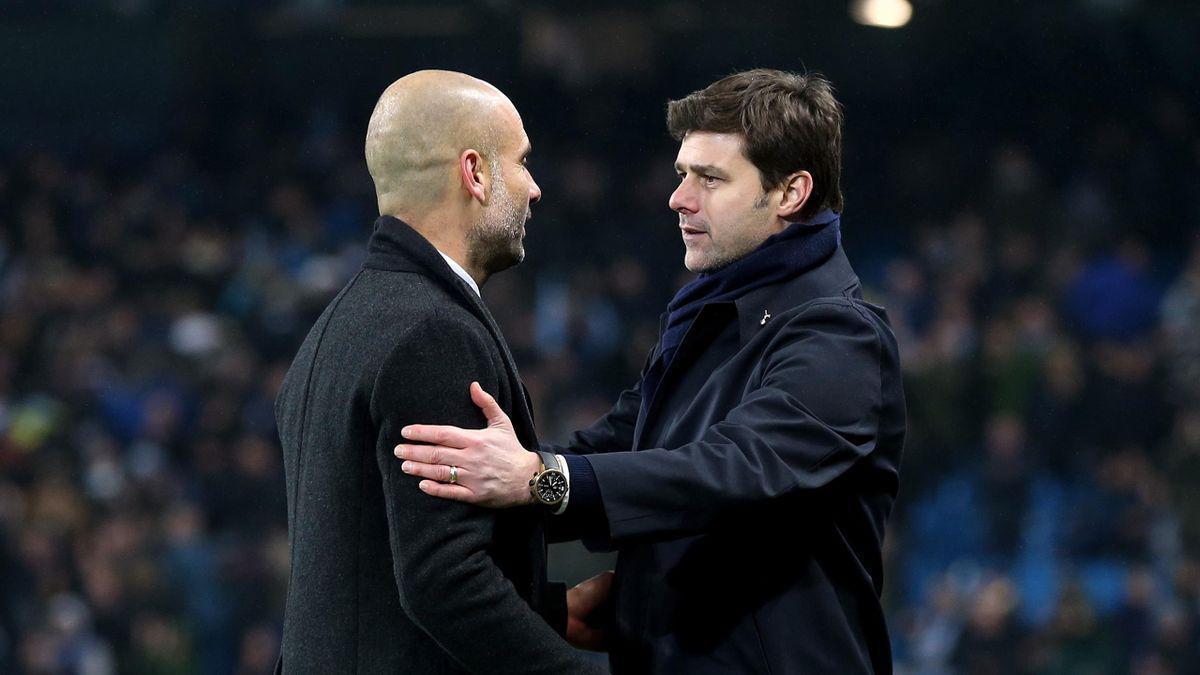 Les compos du choc PSG - Manchester City