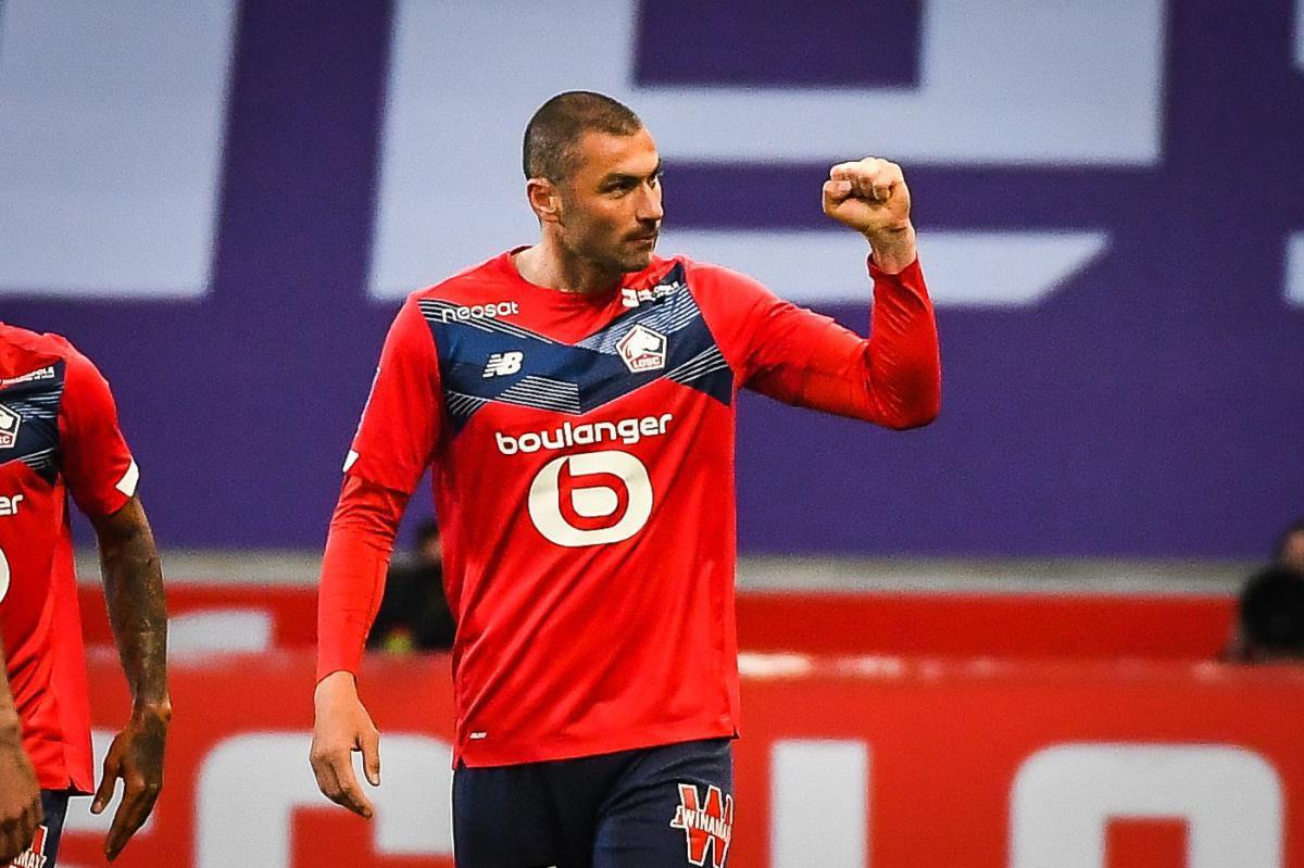 L'armada turque remet Lille aux commandes de la Ligue 1