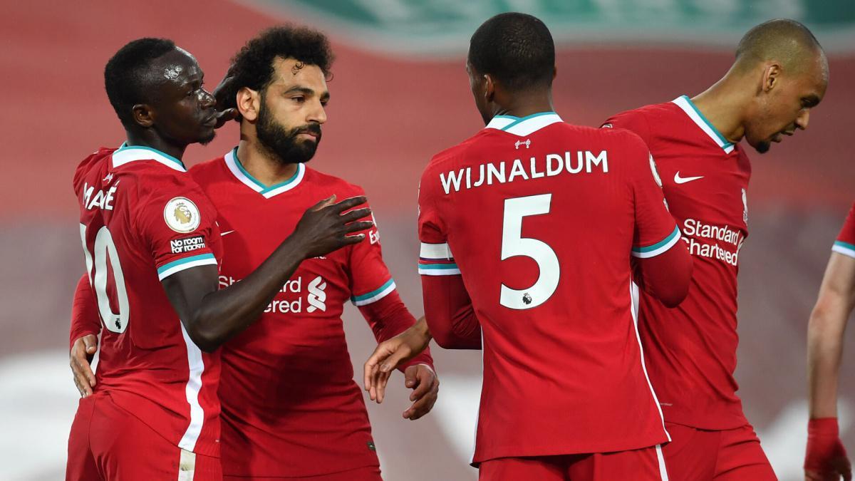 Liverpool s'accroche à l'Europe, City déchante