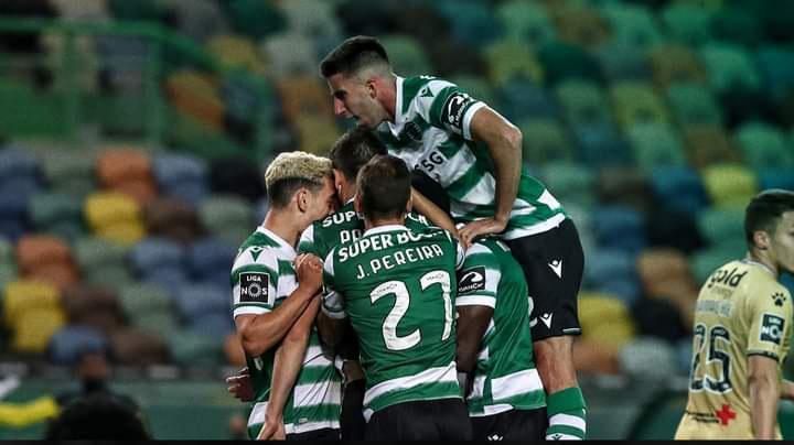 Le Sporting CP sacré champion du Portugal