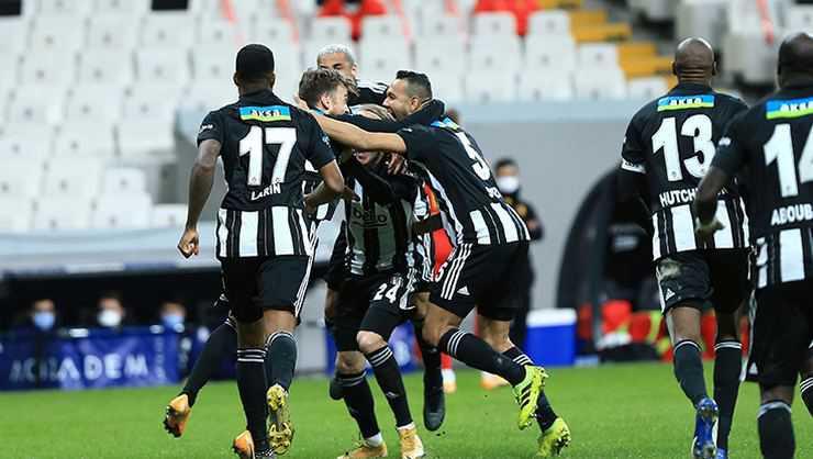 Beşiktaş sacré champion de Turquie