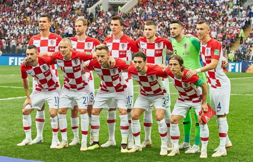 La liste de la Croatie pour l'Euro 2020