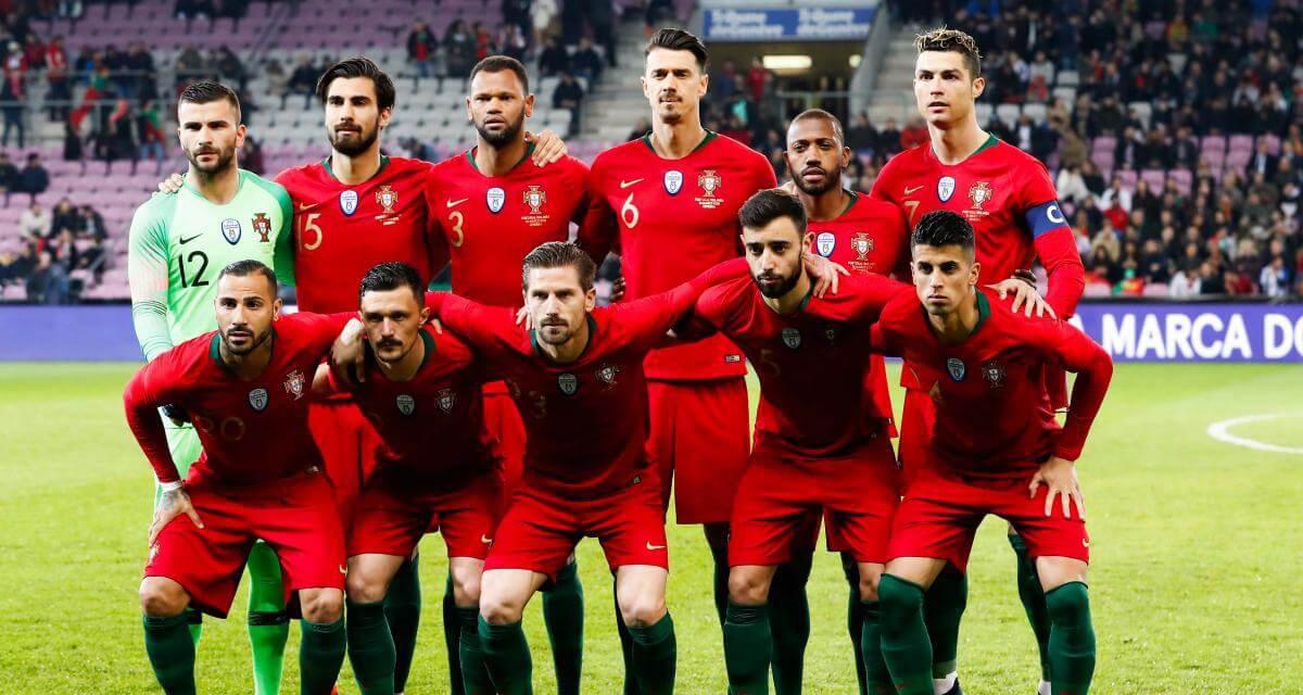 La liste des 26 du Portugal pour l'Euro 2020