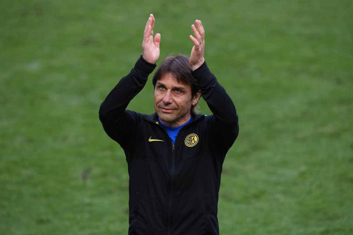 Officiel : Antonio Conte quitte l'Inter