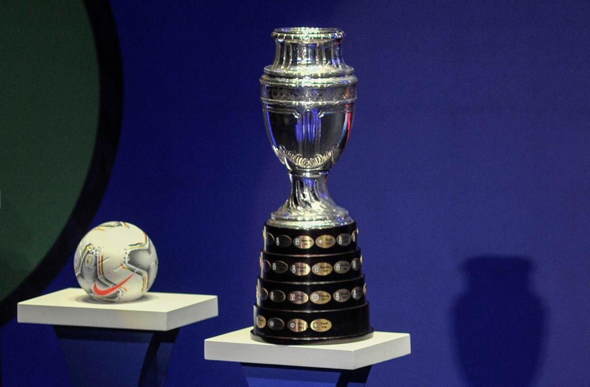 Officiel: la Copa America se jouera au brésil!