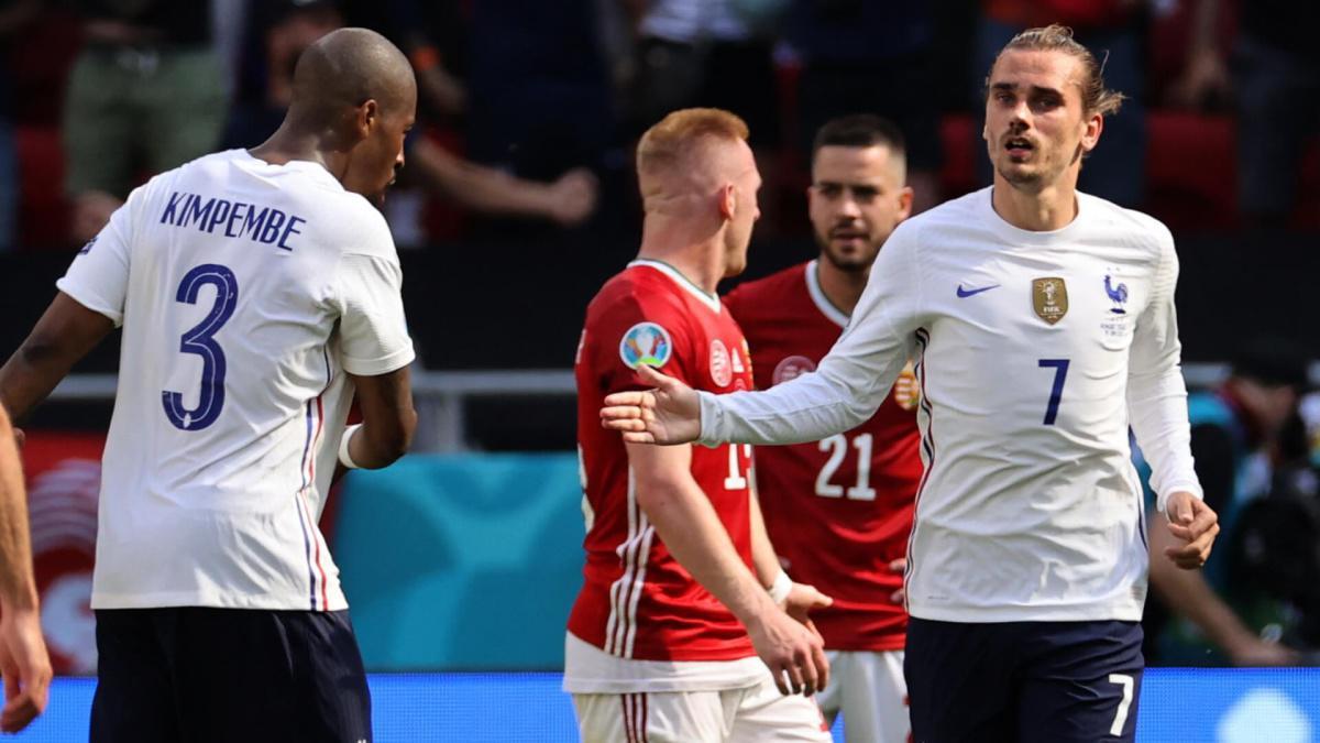 Euro 2020: Antoine Griezmann se dit confiant pour la suite