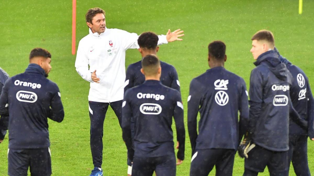Equipe de France: Thauvin et Gignac retenus pour les JO