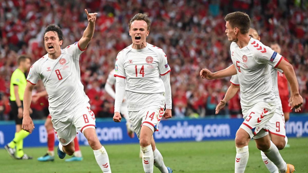 République Tchèque vs Danemark: Les compositions officielles