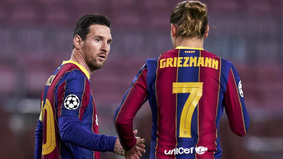 Griezmann sacrifié pour prolonger Messi ?