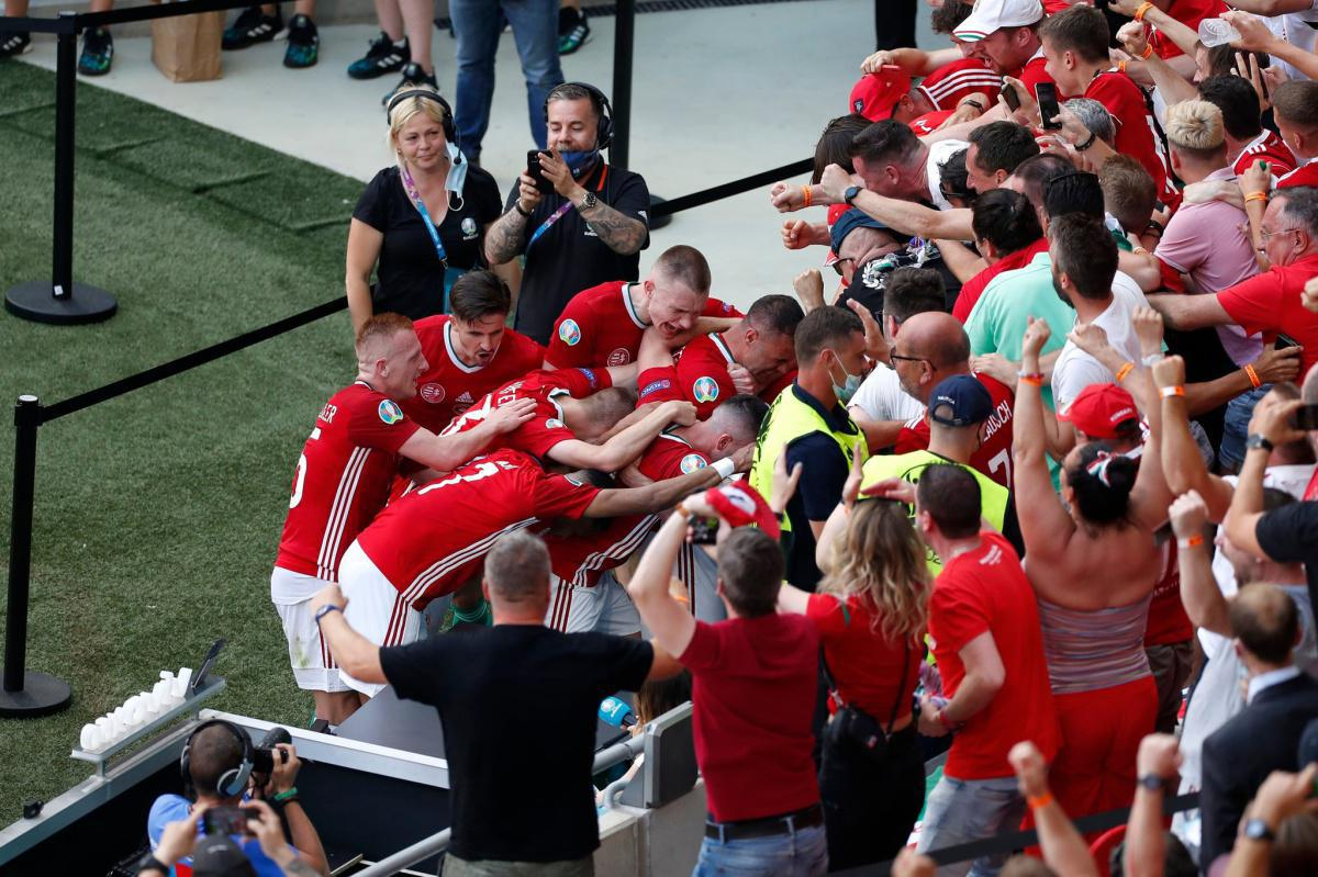Euro 2020 : Les images marquantes