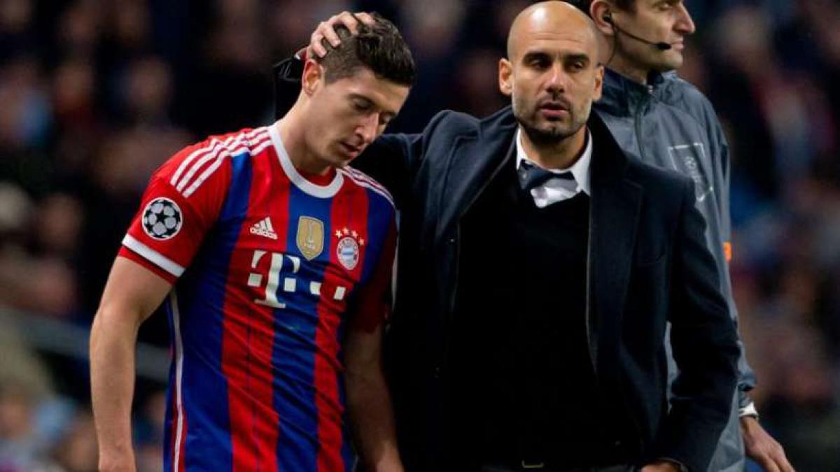 Manchester City va tenter le coup Lewandowski !