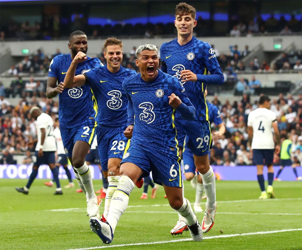 L'équipe type de la 5ème journée de Premier League !