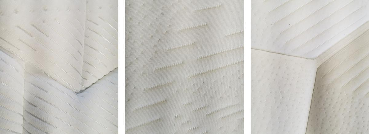 Un matelas ferme 140x190 blanc PLS