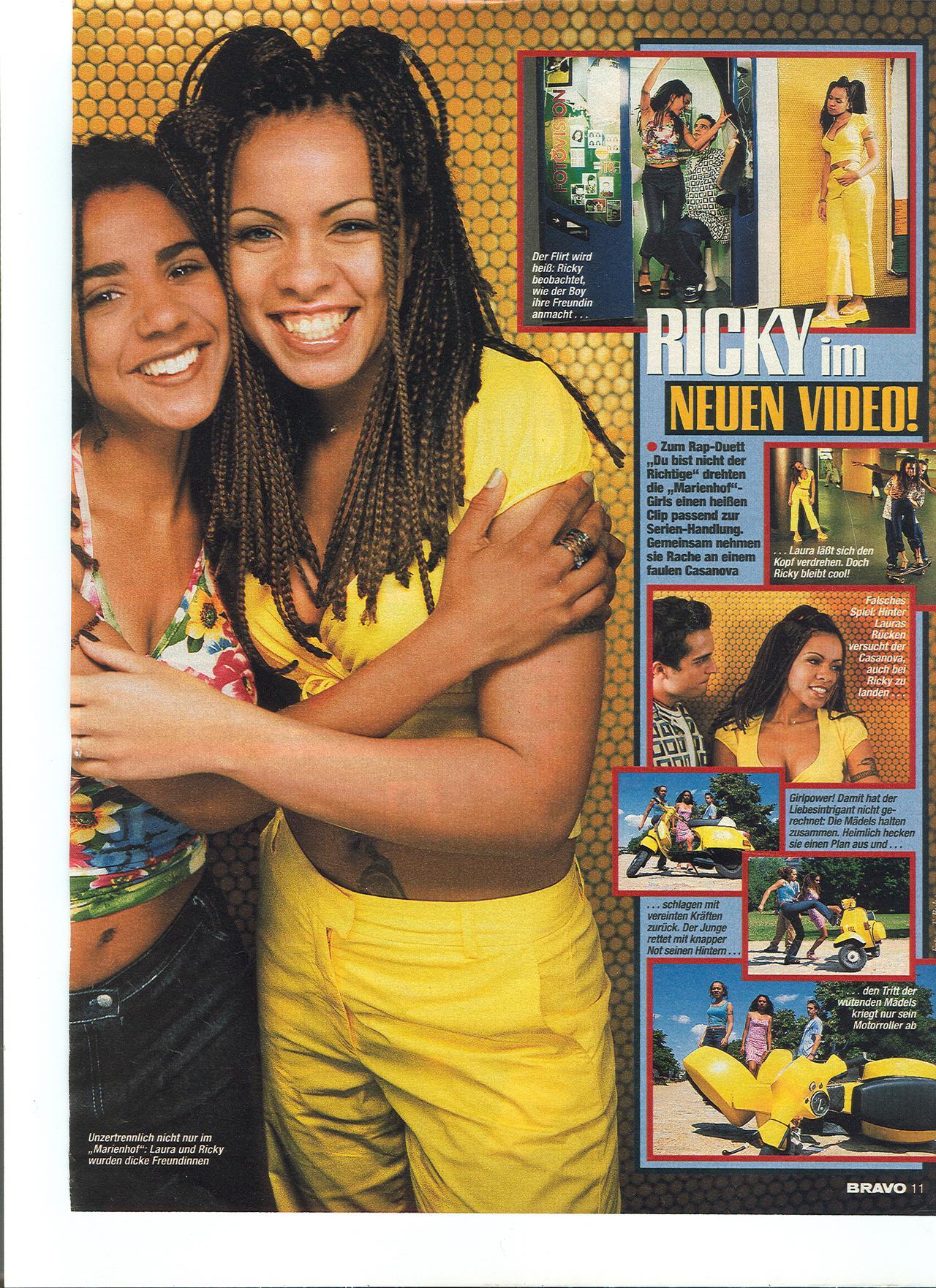 LAURA & RiCKY 1999