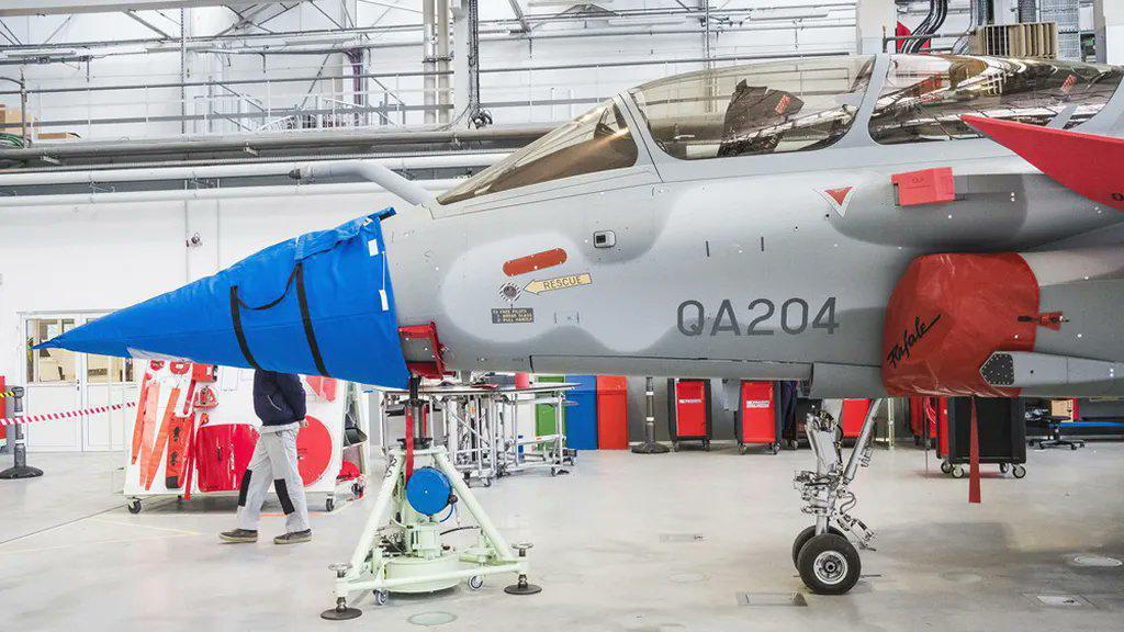 Dassault Aviation s'inquiète de son futur carnet de commandes