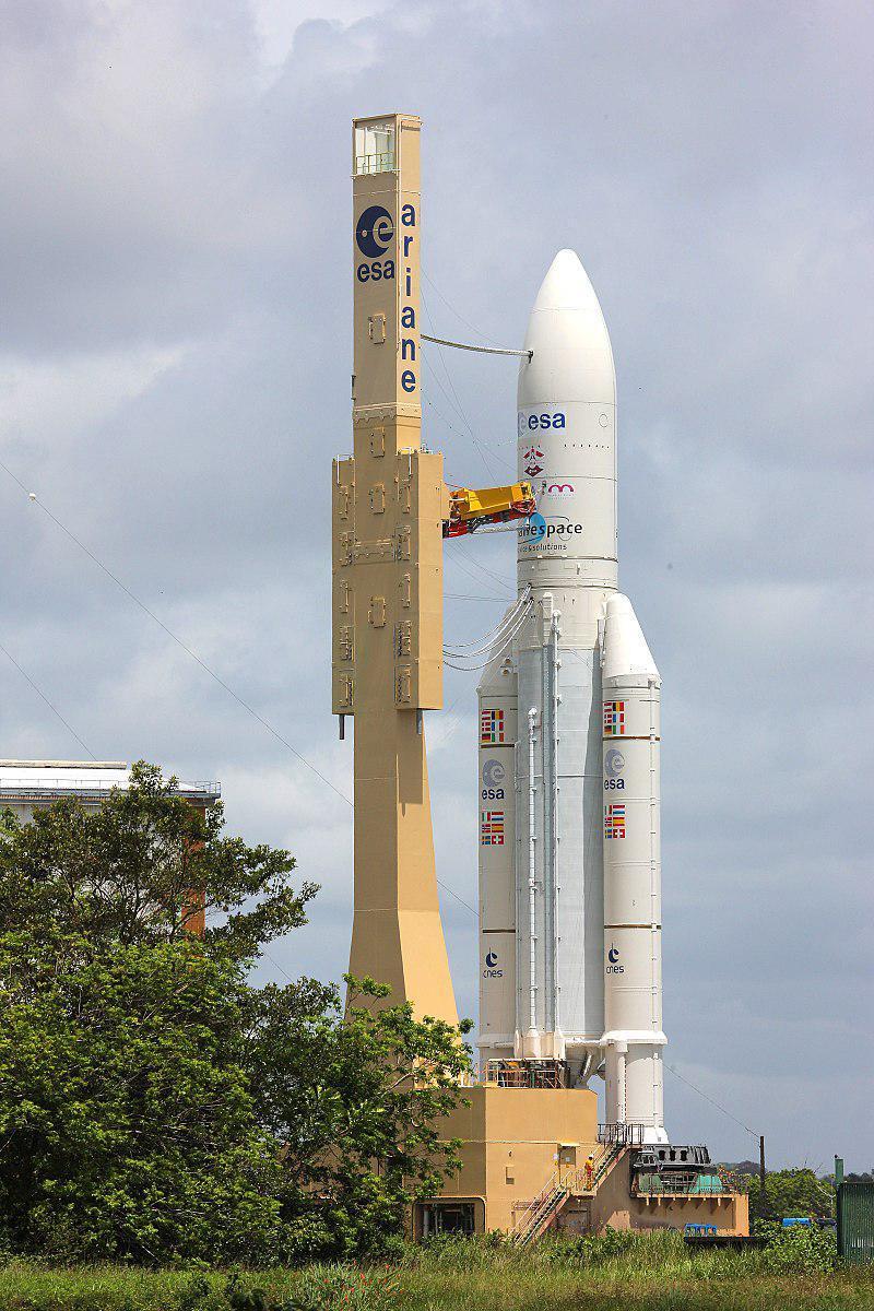 Spatial : Paris et Rome s'unissent pour l'après-Ariane 6