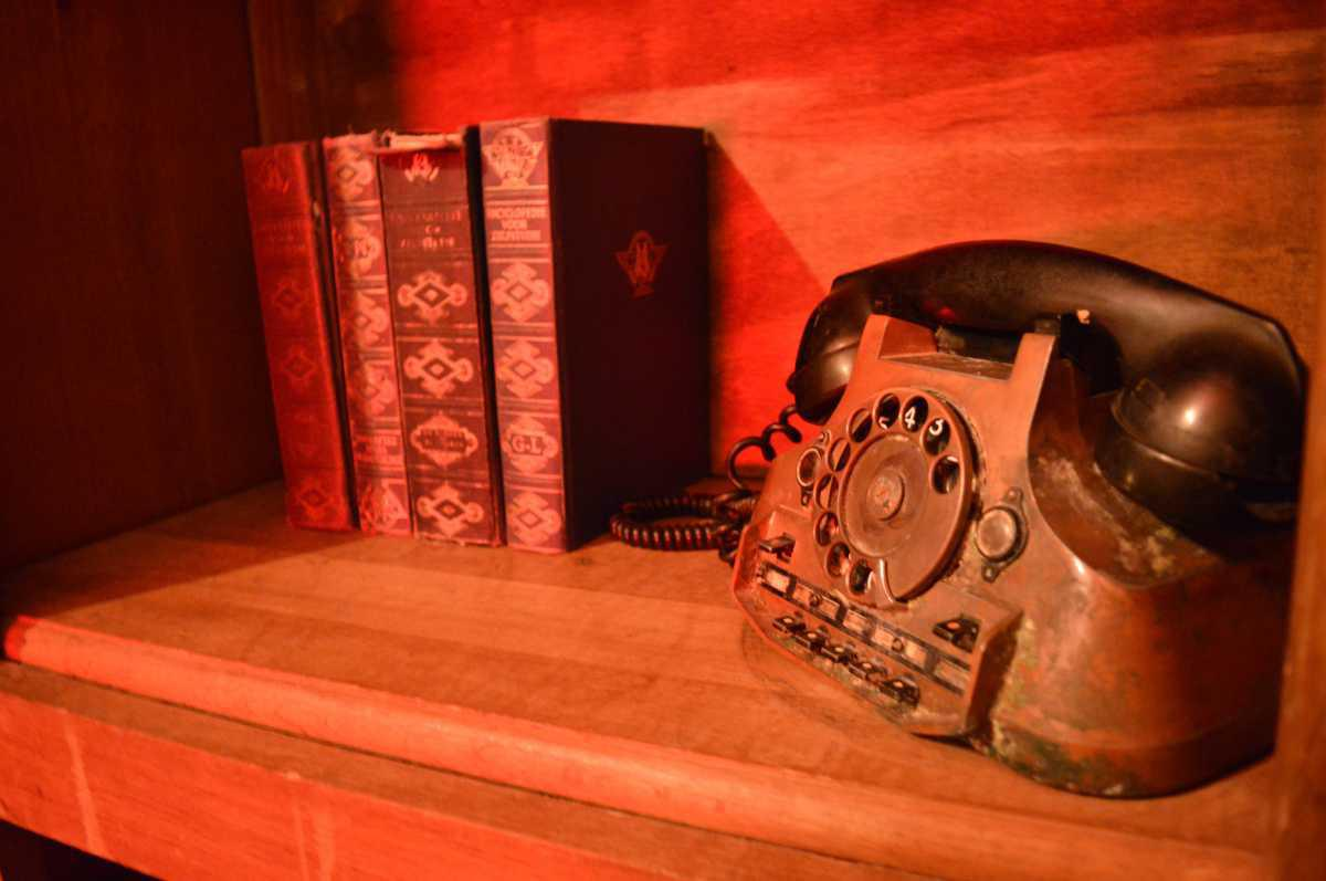 Momenteel niet mogelijk | Mystery House Escape Rooms