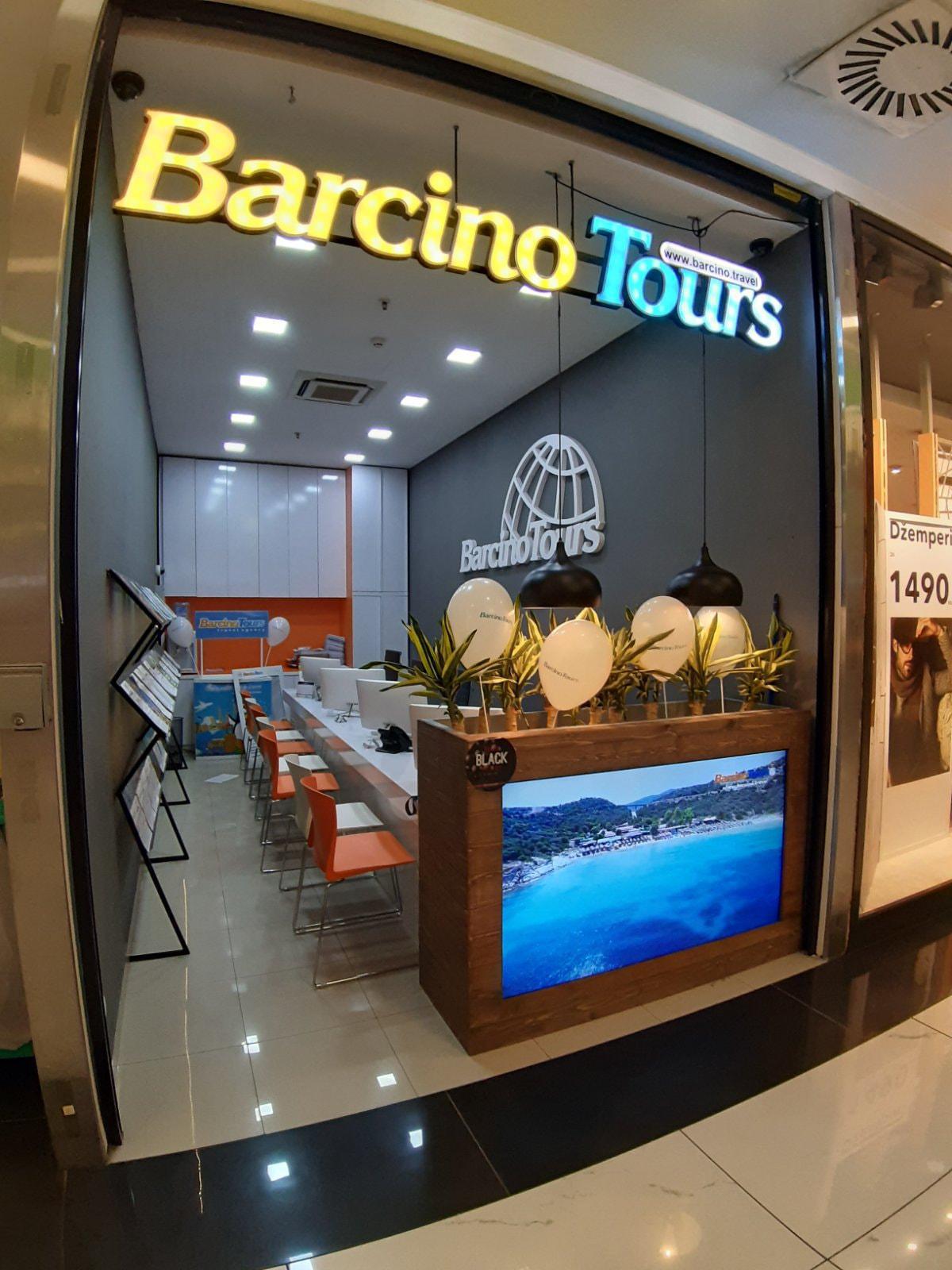 Turistička agencija Barcino Tours