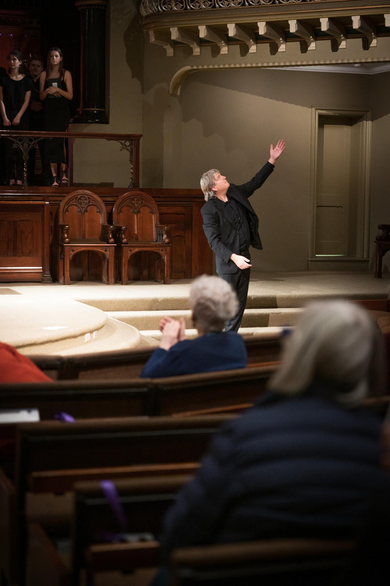 Burden of Truth – MELBOURNE (St Michael's Uniting Church)
