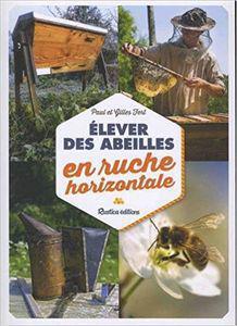 Livres pour débuter l'apiculture avec des ruches horizontales ou kenyanes