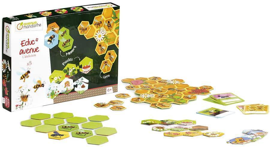 Sélection de jeux pour les apiculteurs