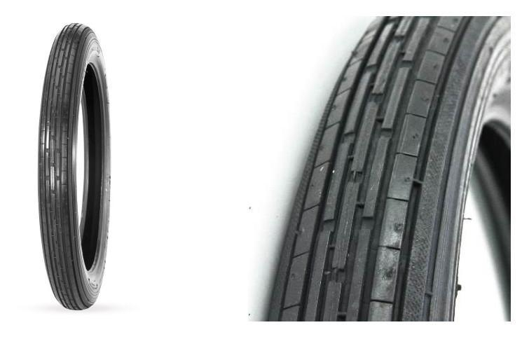 Tired of the Same Old Tires? Get Some Authentic Cafe Racer Tires!