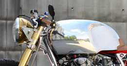 Cafe racer tank ideas for your project