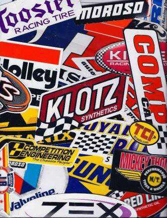 Transform Your Bike's Look Every Month With Cafe racer stickers!