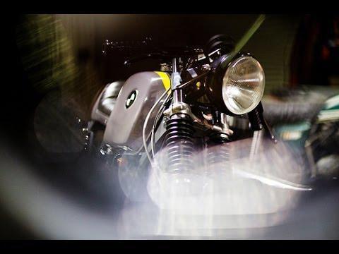 BMW K100 Cafe Racer…your Classic Rocker