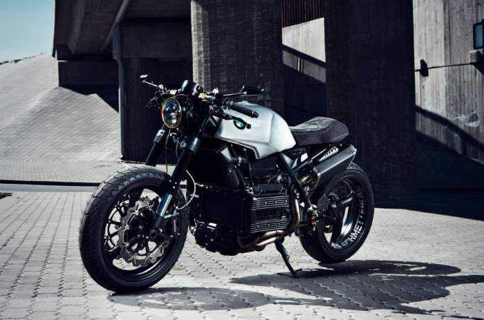 BMW K75 cafe racer: An exercise in innovation and practical restraint