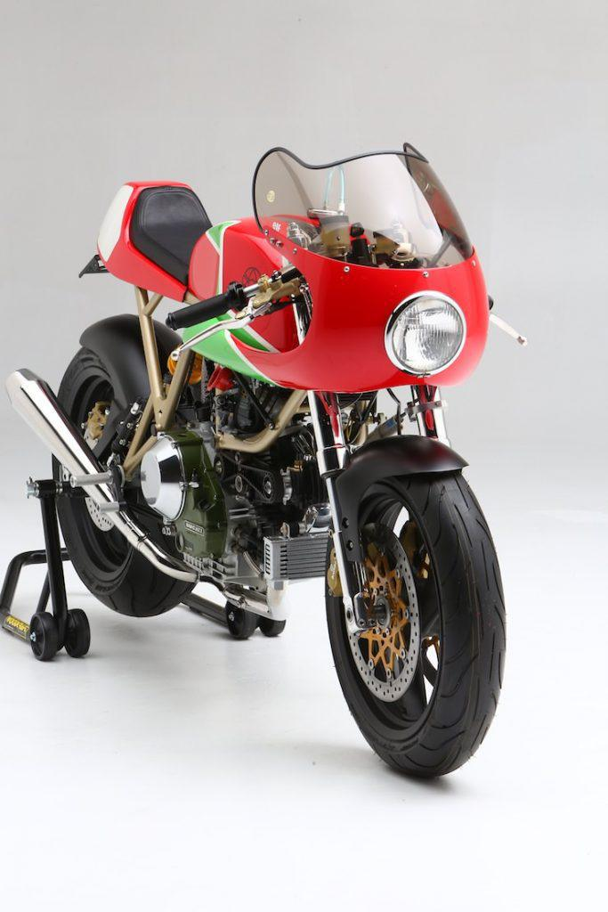 Ducati Supersport Cafe Racer project – Walt Siegl's Leggero