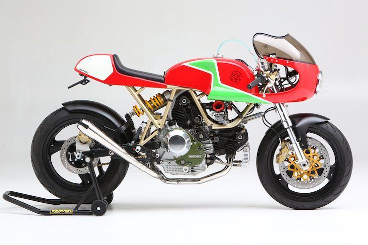 Ducati Supersport Cafe Racer project – Walt Siegl's Leggero