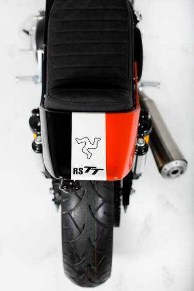 Harley Sportster Cafe Racer – by RockSolidMotorcycles