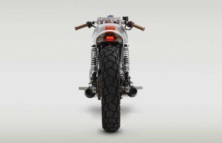 Honda CB250 Cafe Racer – Pentagon