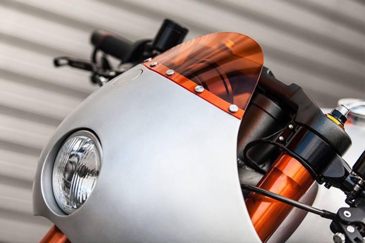 Laverda Cafe Racer Project – Laverda 3CL by Wolf Custom