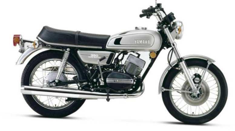 Yamaha RD 350 cafe racer project – Two Strokes of Genius