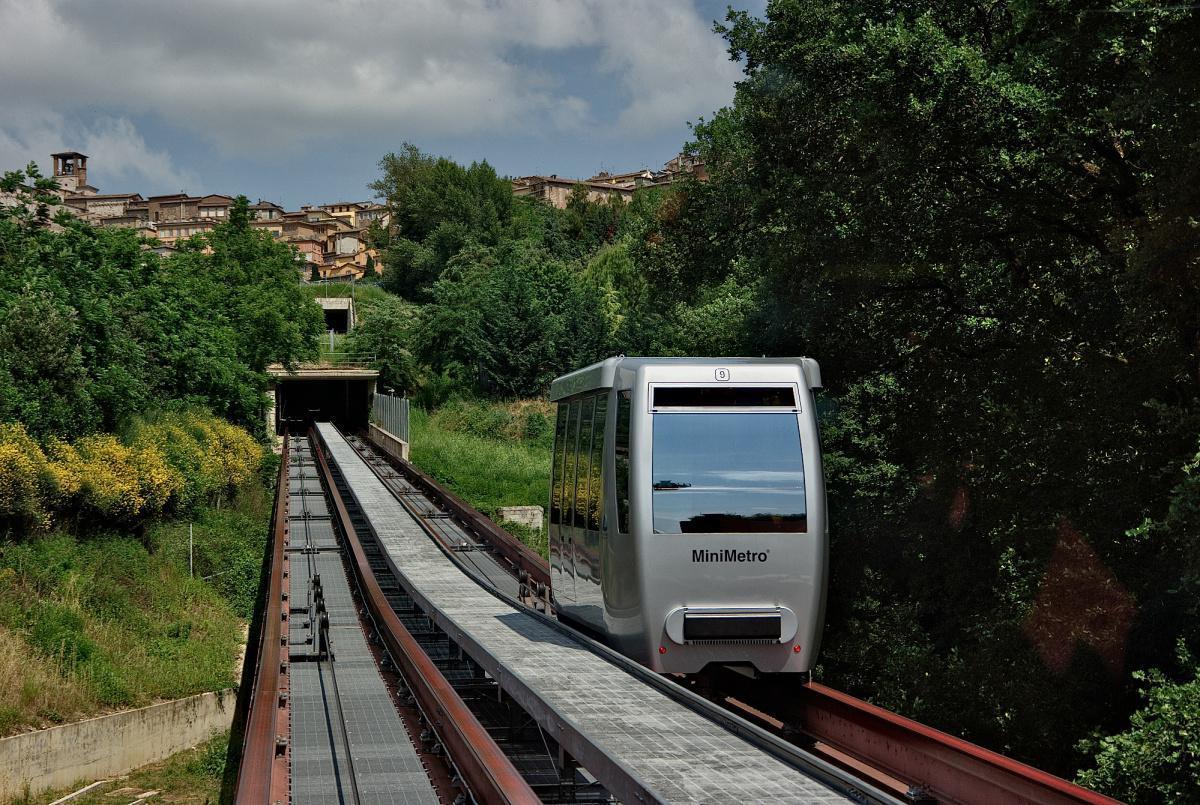 Come arrivare a Perugia